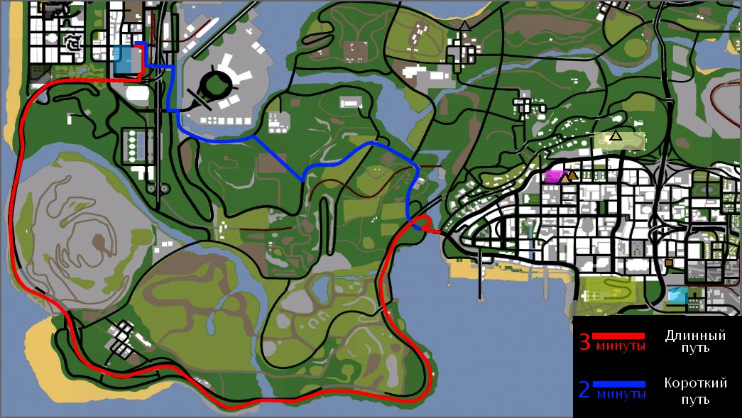 Как сделать новую карту gta san andreas